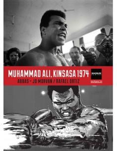 MUHAMMAD ALI. KINSASA 1974