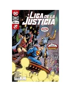 LIGA DE LA JUSTICIA 32 / 110