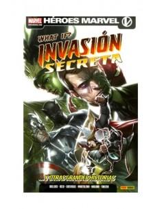 WHAT IF: INVASION SECRETA Y...