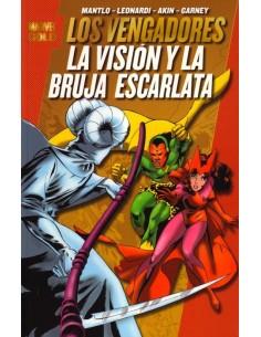 LOS VENGADORES: LA VISION Y...