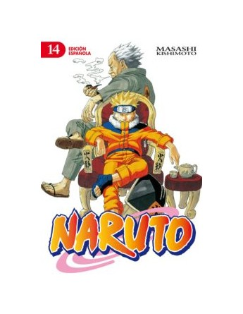 NARUTO Nº14/72