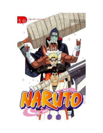 NARUTO Nº50/72