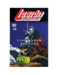 LEGION DE SUPERHEROES: 5...