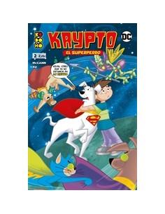 KRYPTO EL SUPERPERRO 2 DE 6