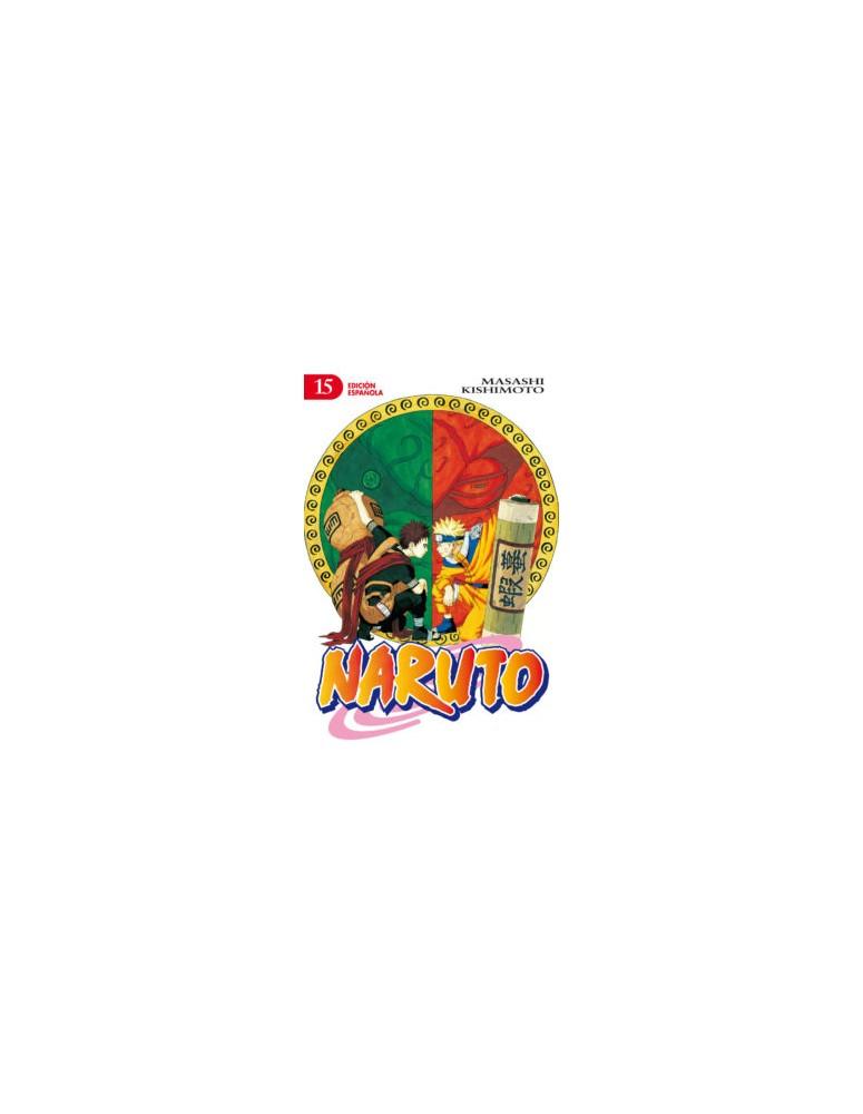 NARUTO Nº15/72