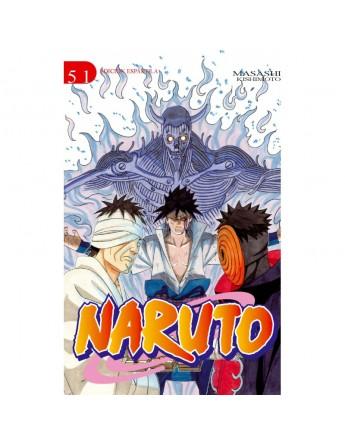 NARUTO Nº51/72