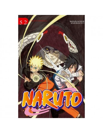 NARUTO Nº52/72