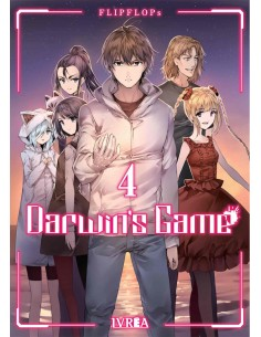 DARWIN'S GAME 04