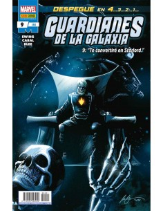 GUARDIANES DE LA GALAXIA 09...