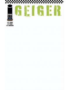 GEIGER 01 - BLANK COVER...