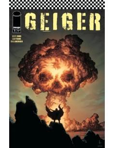 GEIGER 01 - G.FRANK COVER -...