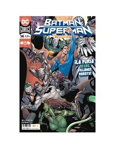 BATMAN/SUPERMAN 14