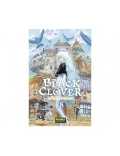 BLACK CLOVER Nº 18