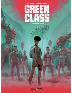 GREEN CLASS 03. CAOS...
