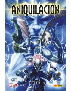 ANIQUILACION SAGA 04....