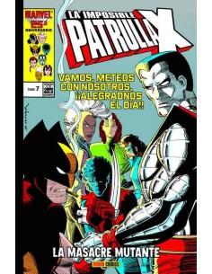 LA IMPOSIBLE PATRULLA-X 07....