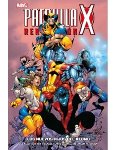 PATRULLA-X: RENOVACION 04....