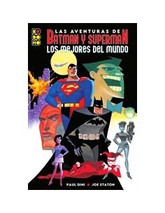 LAS AVENTURAS DE BATMAN Y...