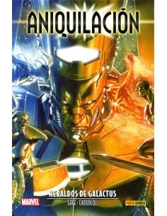 ANIQUILACION SAGA 05....