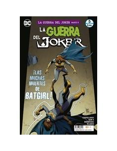 LA GUERRA DEL JOKER 05  DE 6