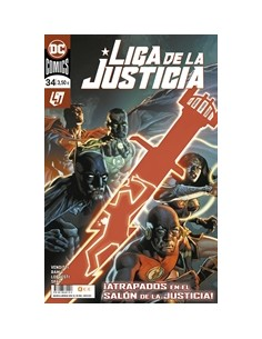 LIGA DE LA JUSTICIA 34 / 112