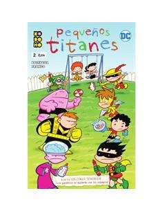 PEQUEÑOS TITANES 02