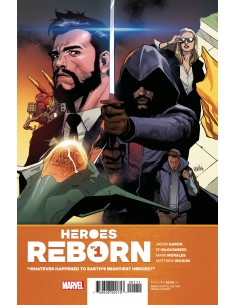 HEROES REBORN 01 (OF 7)...