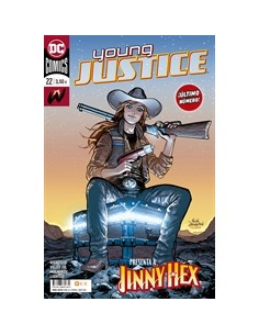 YOUNG JUSTICE 22