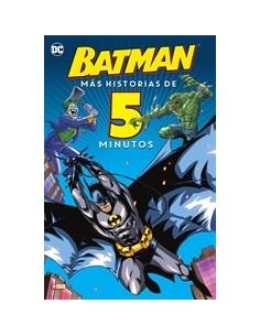 BATMAN: MÁS HISTORIAS DE...