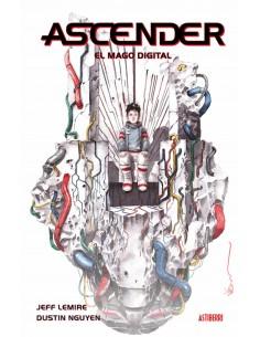ASCENDER TOMO 03: EL MAGO...