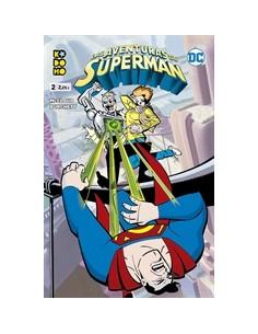 LAS AVENTURAS DE SUPERMAN  02