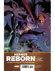 HEROES REBORN 5 (OF 7) USA