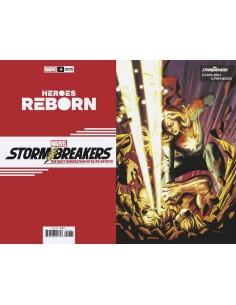 HEROES REBORN 4 (OF 7)...