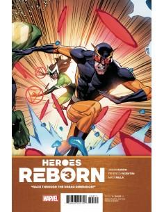 HEROES REBORN 3 (OF 7) USA