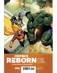 HEROES REBORN 2 (OF 7) USA