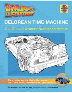 BACK TO THE FUTURE DELOREAN...