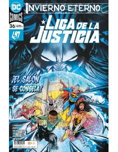 LIGA DE LA JUSTICIA 36 / 114