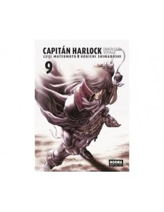 CAPITAN HARLOCK: DIMENSION...