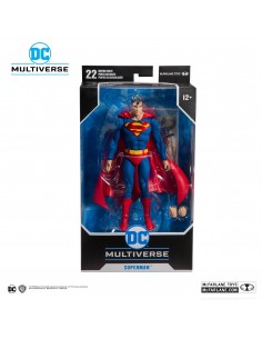 DC Rebirth Figura Superman...
