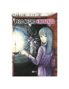 PELO NEGRO EMPAPADO