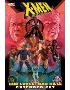 X-MEN GOD LOVES MAN KILLS...