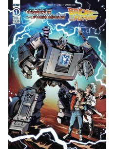 TRANSFORMERS BACK TO FUTURE...