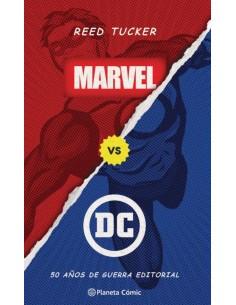 MARVEL VS DC ( LIBRO ENSAYO )