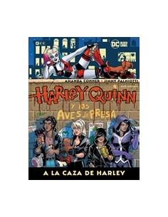 HARLEY QUINN Y LAS AVES DE...