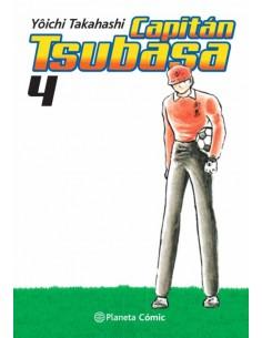 CAPITAN TSUBASA 04 DE 21