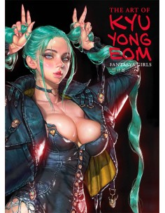 THE ART OF KYU YONG EOM