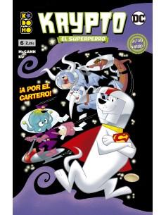 KRYPTO EL SUPERPERRO  06 DE 6