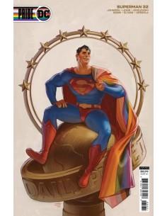 SUPERMAN 32 USA - PRIDE...