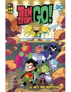 TEEN TITANS GO!: EL ARTE...