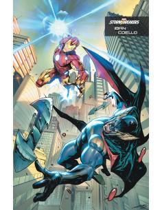 COMIC USA - HEROES REBORN 7...